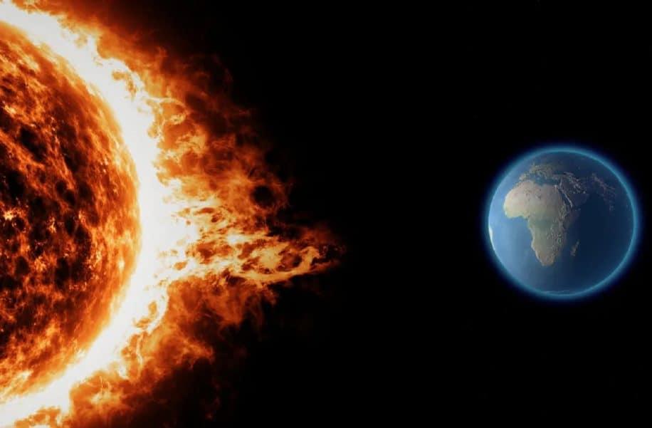 que se passerait il si champ magnetique terrestre disparaissait