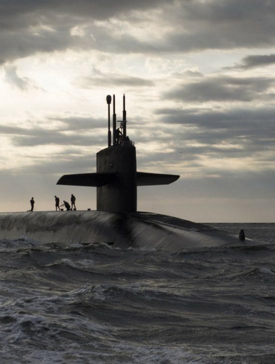 sous-marin disparu Bali