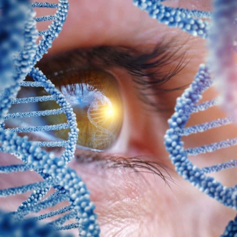therapie genique montre resultats prometteurs cecite infantile