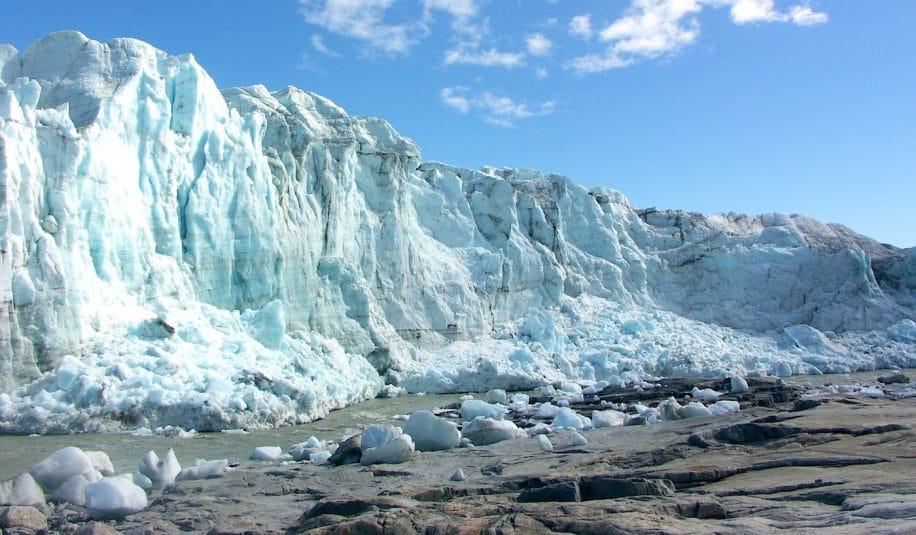 calotte glaciaire groenland libere enormes quantites mercure dans rivieres