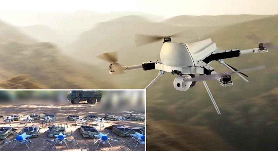 drones auraient attaque humains maniere autonome premiere fois