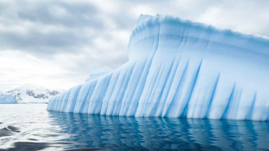 fonte antarctique élévation niveau mer