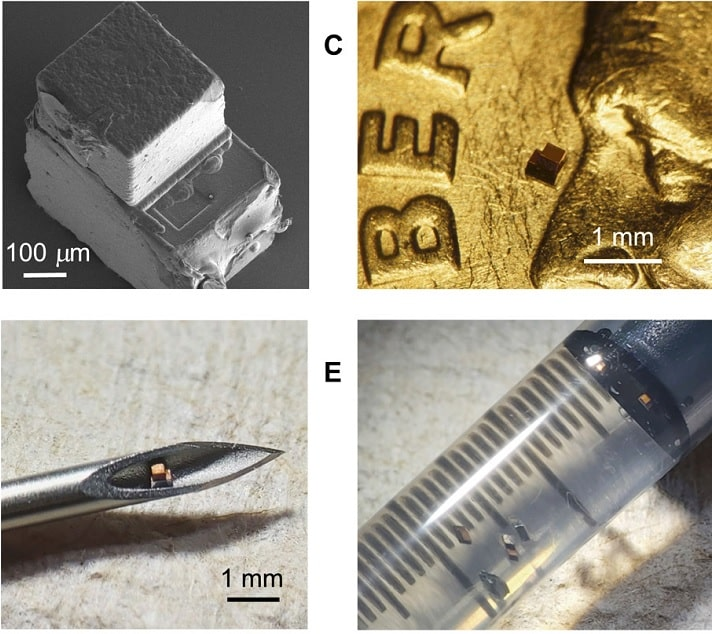 images dispositif implantable
