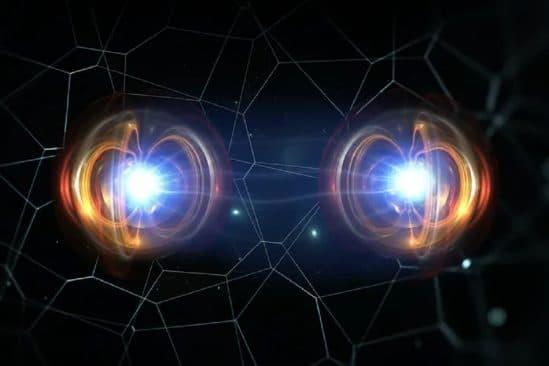 intrication quantique directement observee echelle macroscopique