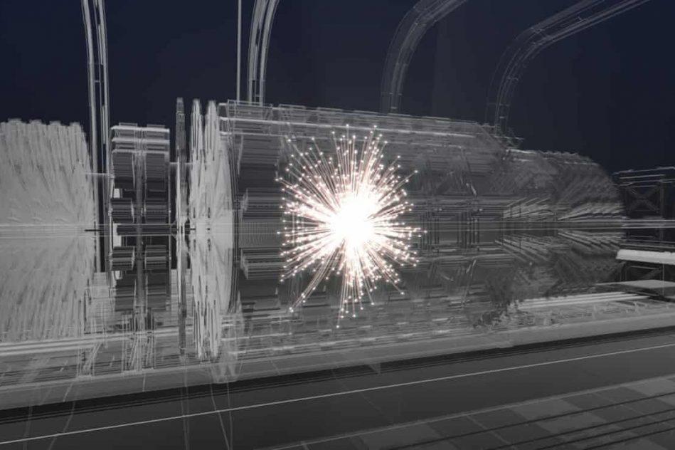 neutrinos interactions detectes lhc