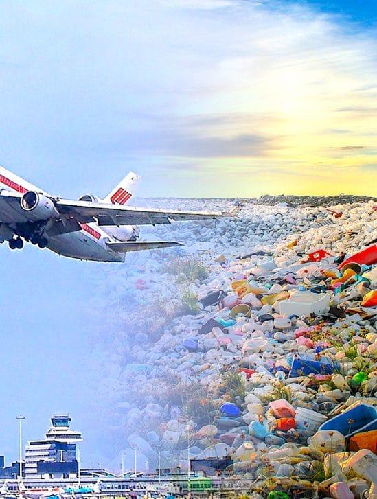 nouvelle technologie convertit dechets plastiques en carbureacteur une heure