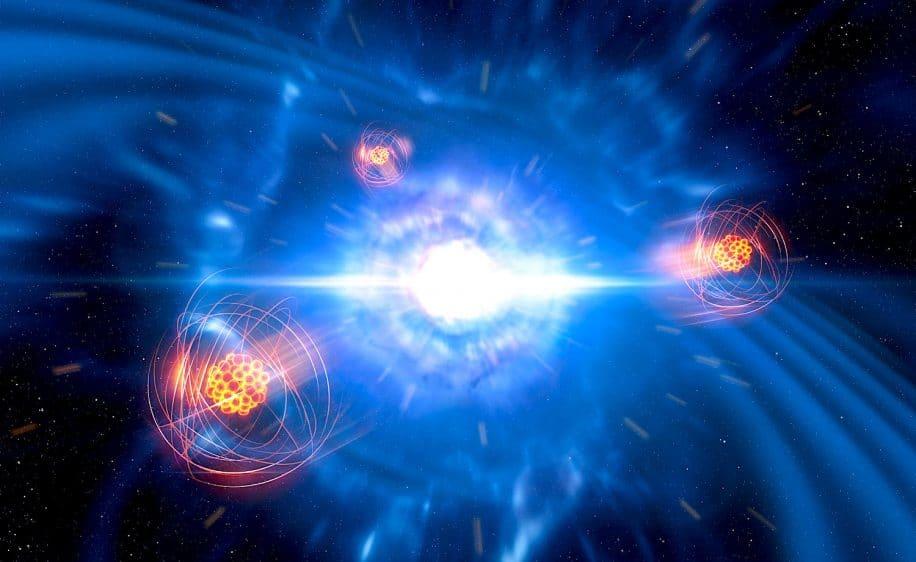physiciens mesurent premiere fois peau neutronique atome