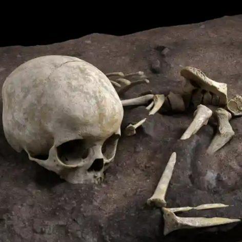 sépulture ancienne afrique