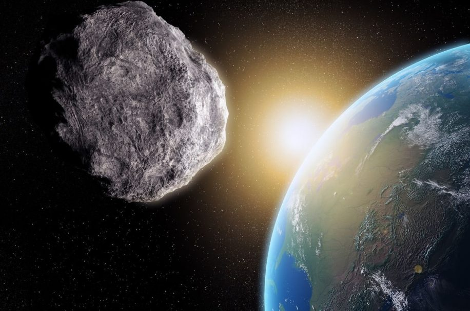 simulation impact asteroide nasa six mois trop court eviter collision