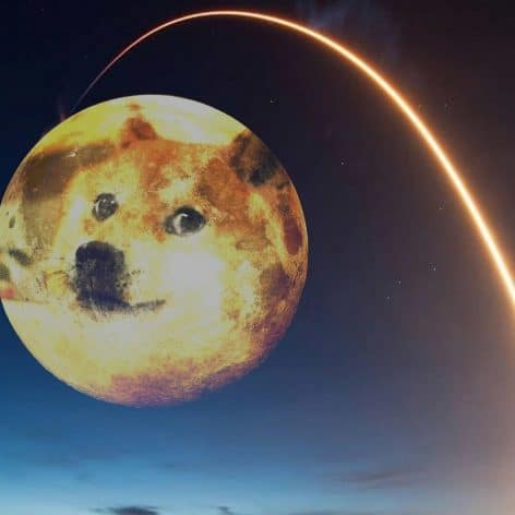 spacex prevoit lancer satellite finance dogecoin autour lune