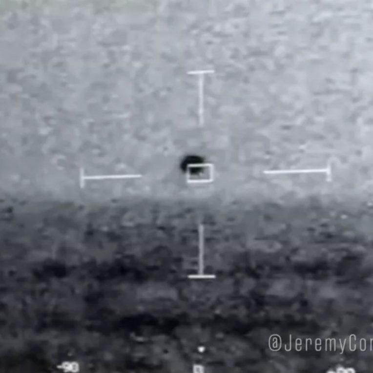 vidéo ovni US Navy