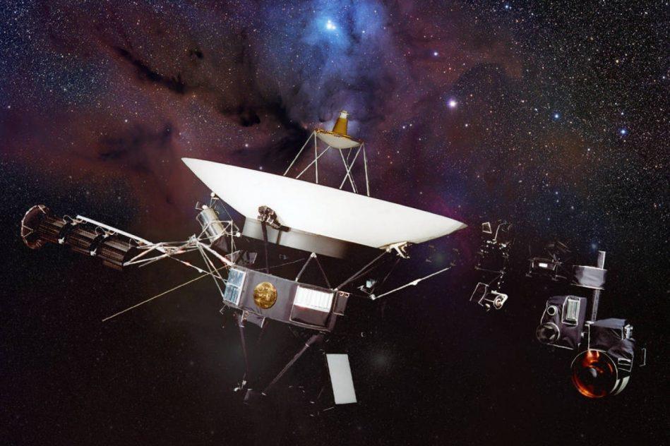voyager1 detecte bourdonnement provenant plasma interstellaire