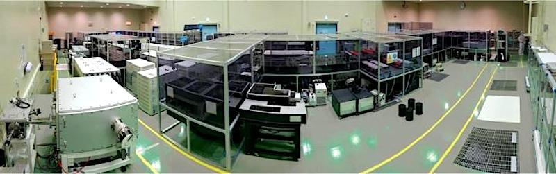 vue panoramique laser CoReLS PW