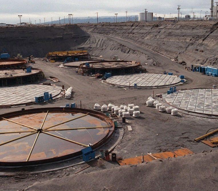 washington reservoir libere dechets radioactifs