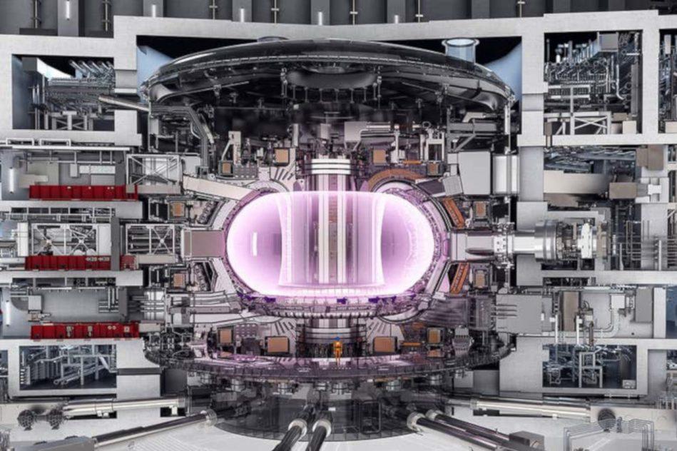 aimant réacteur fusion ITER