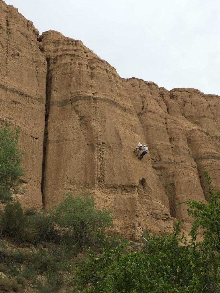 canyon charyn kazakhstan evolution climat 5 millions annees