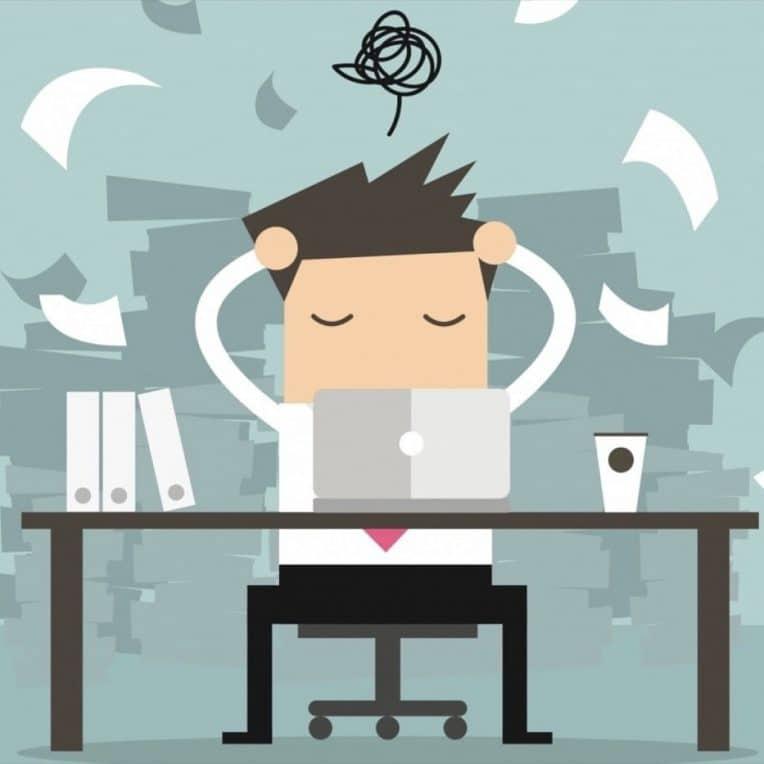 environnements professionnels toxiques augmentent risque depression