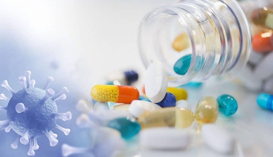 etude approfondie identifie 13 medicaments anticovid potentiels