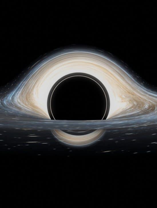 matière noire nouvelle dimension univers