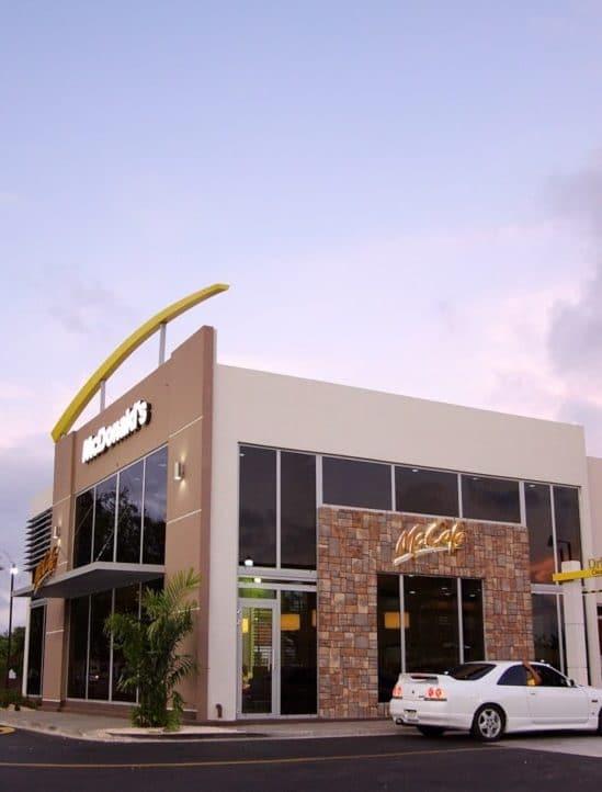 McDonald's Drive assistance vocale