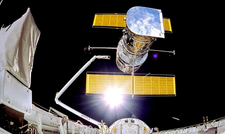 Après une panne informatique, Hubble pourrait être définitivement hors-service
