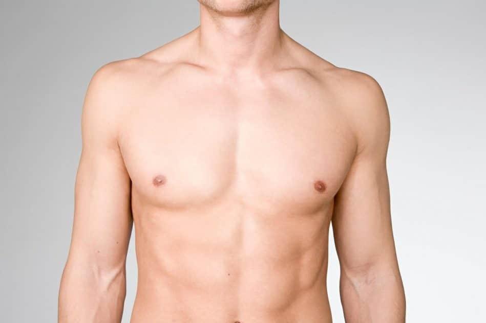 pourquoi hommes ont mamelons