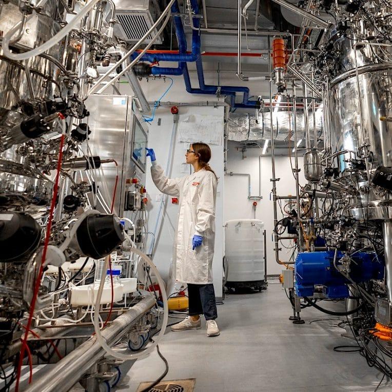 premiere usine viande cultivee laboratoire vient ouvrir