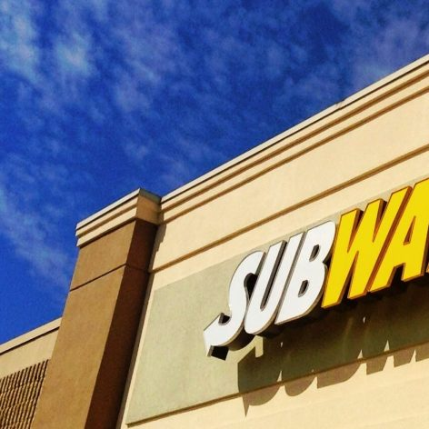 test adn trouve aucune trace thon sandwichs thon subway
