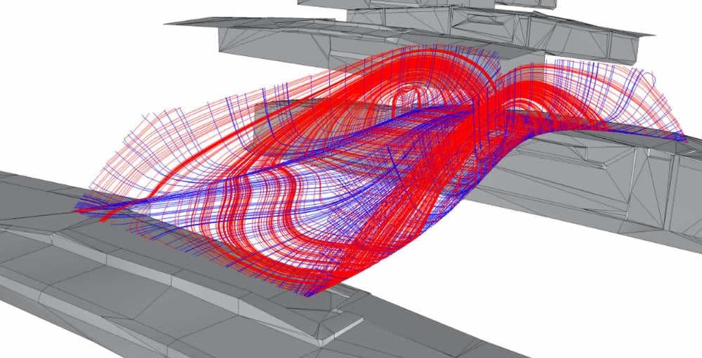 analyse contraintes pont acier imprime 3d imperial college