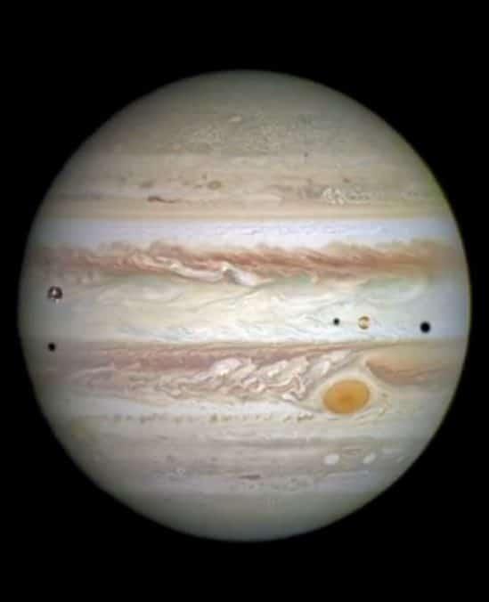 astronome amateur decouvre nouvelle lune jupiter