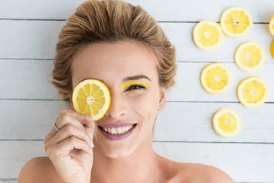 bienfaits vitamine c pour peau