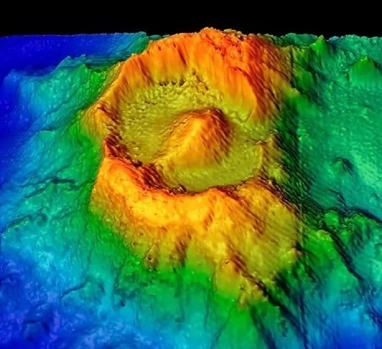 chercheurs decouvrent oeil sauron mordor oceanique