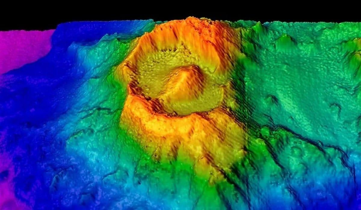 Des chercheurs découvrent « l'Œil de Sauron » au milieu du « Mordor » océanique