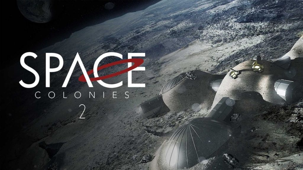 space colonies documentaire espace
