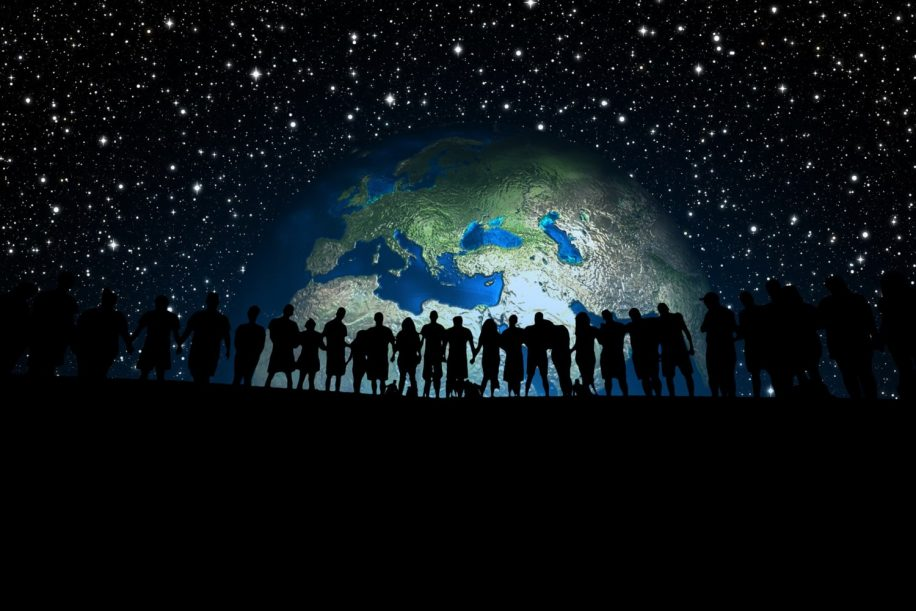 déclin population mondiale
