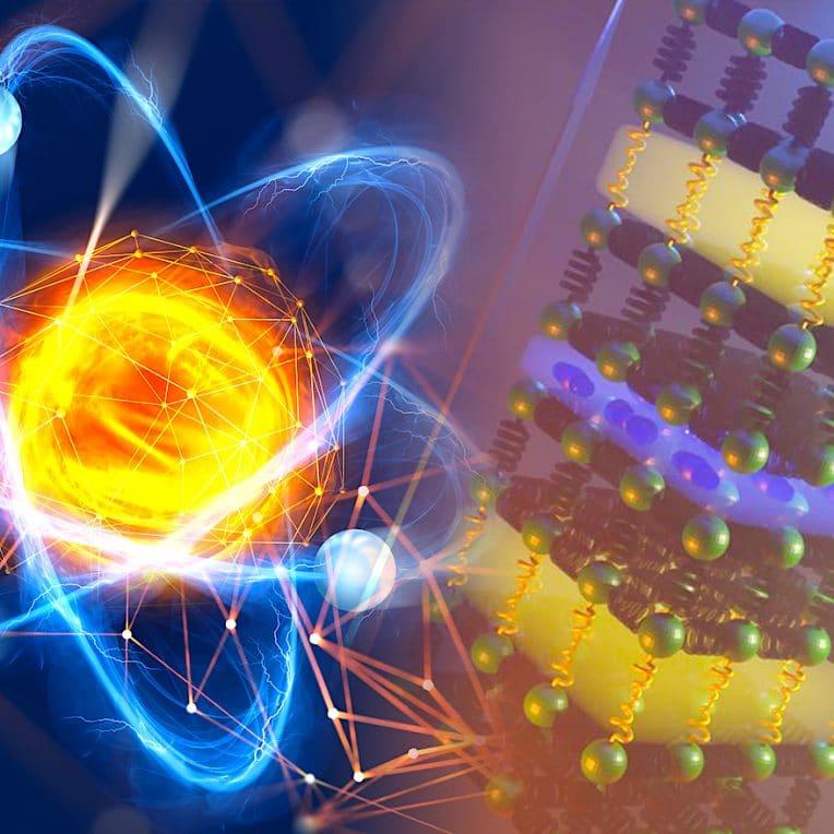 decouverte nouveau materiau inorganique avec plus faible conductivite thermique