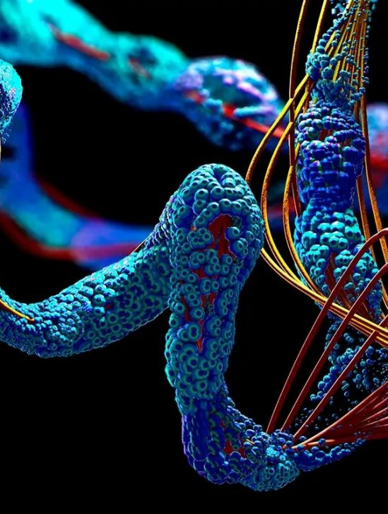 deepmind ia predire structure toutes proteines connues