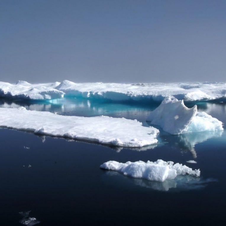 derniere zone glace pourrait pas survivre rechauffement climatique