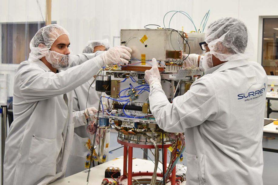horloge atomique plus precise nasa sera testee lors mission venus