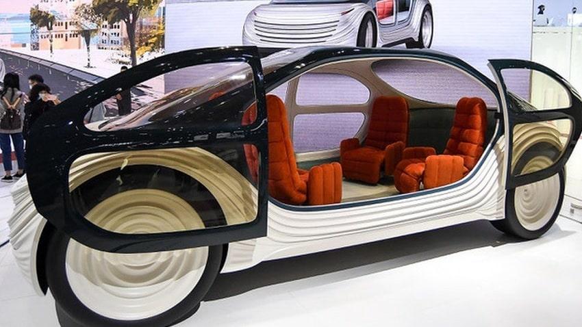 interieur vehicule airo