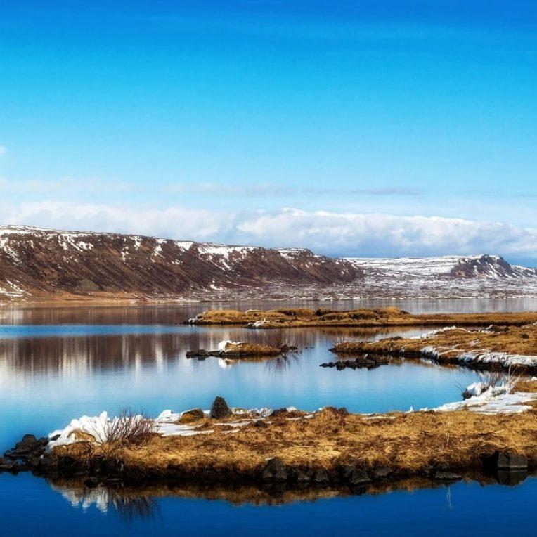 islande pourrait etre pointe emerge ancien continent islandia