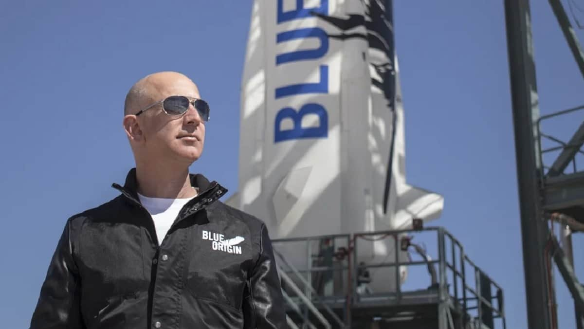 Jeff Bezos préconise d'envoyer toutes les entreprises polluantes dans l'espace