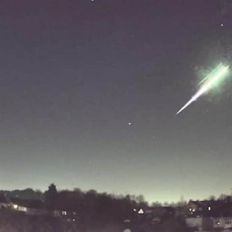 meteorite tombee royaume-uni pourrait detenir secrets vie