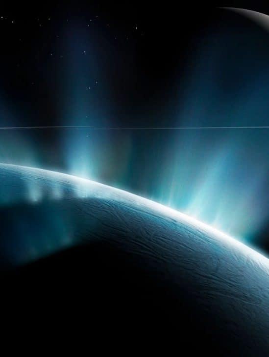 methane encelade compatible origine biologique