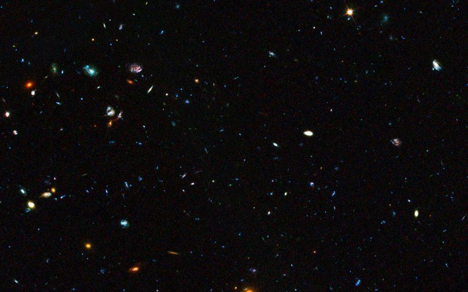 pourquoi espace apparait noir