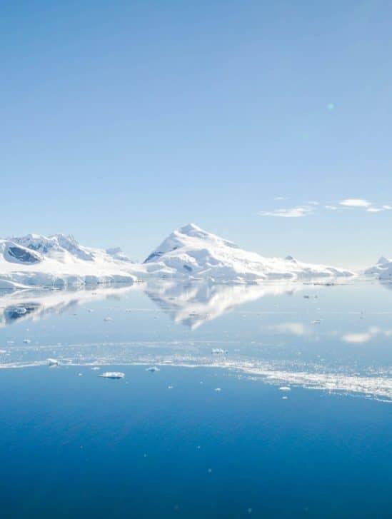record température antarctique
