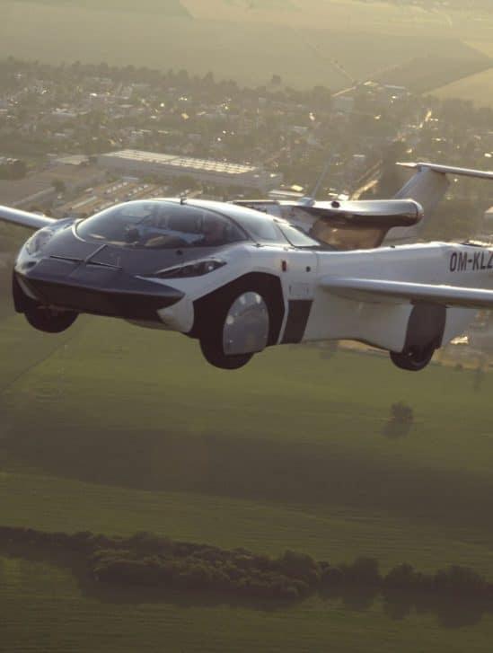 voiture volante aircar klein vision