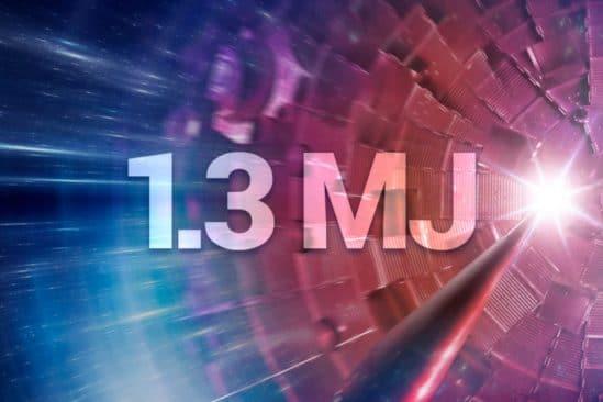 record énergie fusion nucléaire NIF