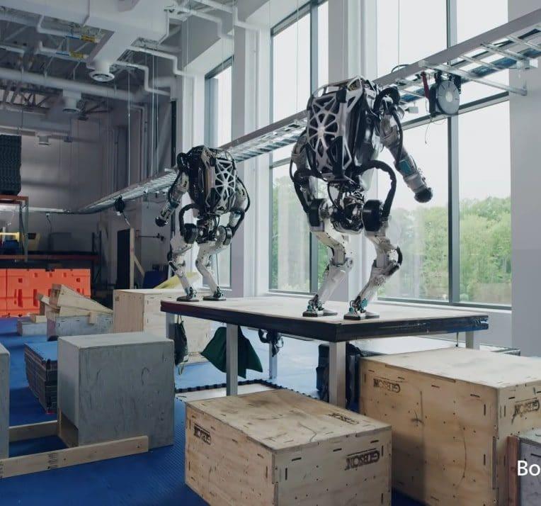 boston dynamics montre prouesse robot bipede atlas nouvelles videos