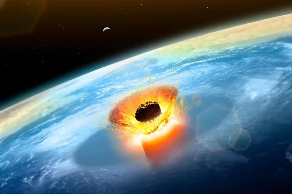 chercheurs localisent origine asteroide extermine dinosaures